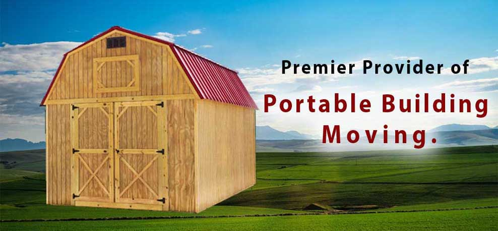 BigN Portable Building Movers   Moving Texas Portable Buildings ...